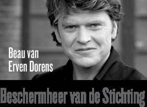 Beau van Erven Dorens - Beschermheer van de stichting Op Weg Naar Huis